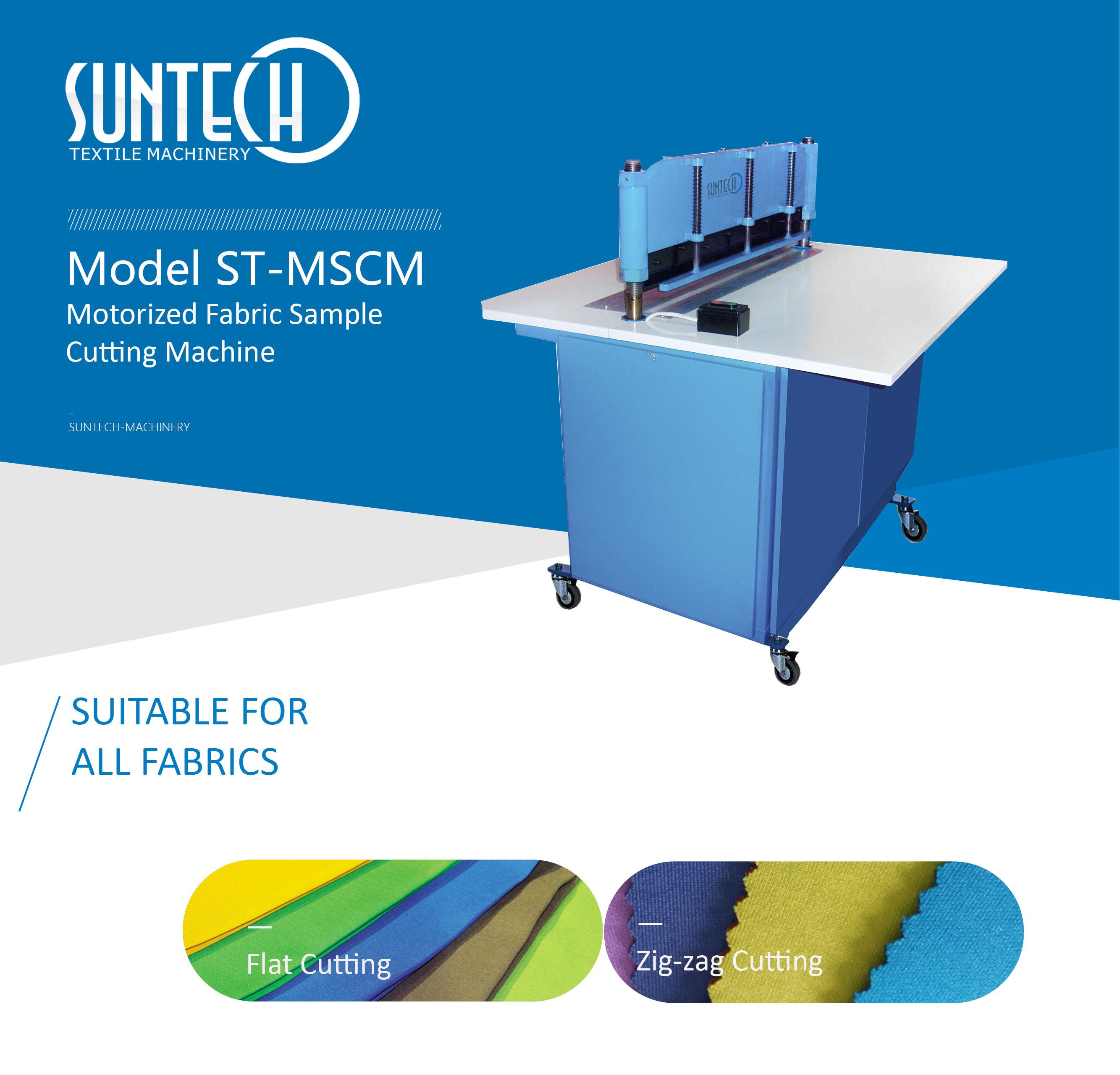 Suntech Fabric Cutting Machine