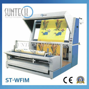SUNTECH Woven Fabric Inspection Machine
