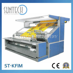 SUNTECH Fabric Inspection-for knitted fabric with tension control