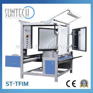 SUNTECH Tubular Knitted Fabric Inspection Machine