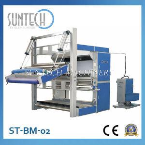 SUNTECH Big Roll Fabric Cloth Inspection Machine