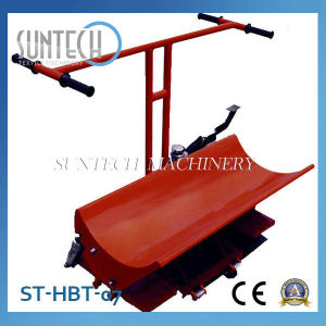 SUNTECH Hand Type Cloth Roll Transport Trolley Tractor Truck