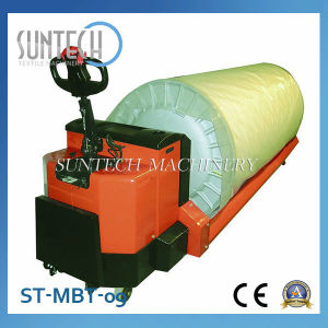 SUNTECH Motorized Warp Beam Low Lift Trolley