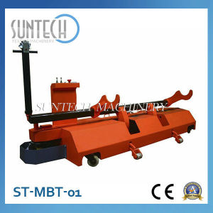 SUNTECH Moterized Warp Beam Lift Trolley