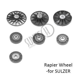 Textile Loom Rapier Wheel for SULZER Looms
