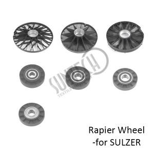 Textile Loom Rapier Wheel for SULZER Looms