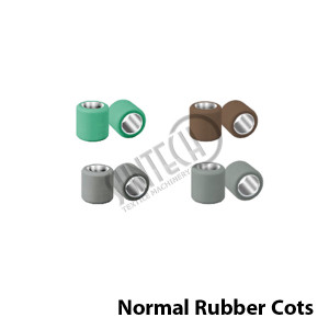 Normal Rubber Cots