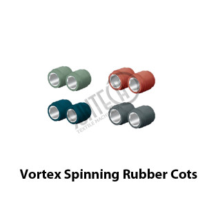 Vortex Spinning Rubber Cot