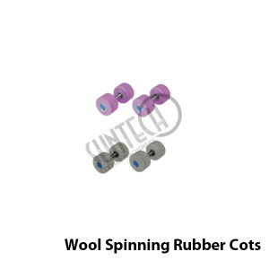 Textile Wool Spinning Rubber Cots