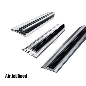 Reed Use For Air Jet Loom
