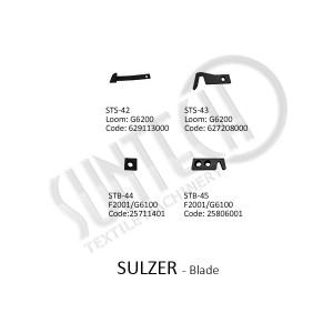 SULZER Loom Accessories Weft Blade Selvage Blade