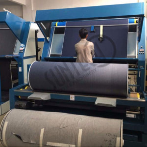 SUNTECH Woven Fabric Inspection Machine include denim fabric
