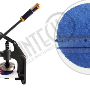 SUNTECH Fabric Round GSM Sample Cutter