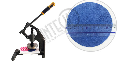 SUNTECH Fabric Round GSM Sample Cutter 100cm^2