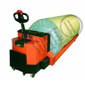 SUNTECH Motorized Warp Beam Low Lift Trolley