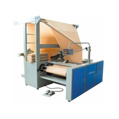 SUNTECH Automatic Tulle Jacquard Double Folding on paper or wood board Machine