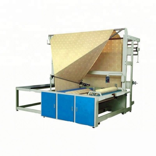SUNTECH Automatic Fabric Doubling Measuring Rolling Machine with various other fabric inlet options