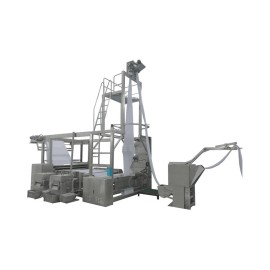 SUNTECH wet Fabric Rope Opener and Detwister Slitting Machine