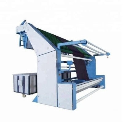 Suntech Eleminate the tension fabric relaxing machine work with spreading machine