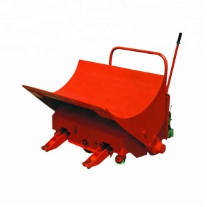 SUNTECH Hydraulic Cloth Roll Doffing Trolley-Heavy Duty