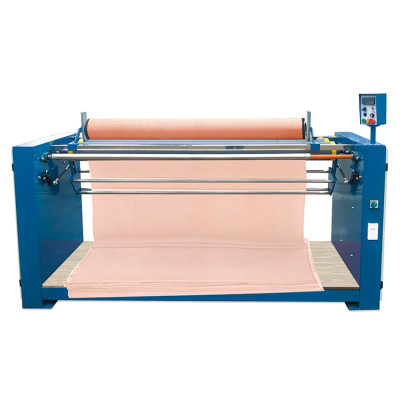 Suntech keep tidy and roll to plaited eliminate the tension of knit Fabric Relaxing Machine