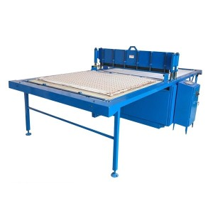 SUNTECH Automatic Fabric Sample Swatch Cutting Machine for textile mills