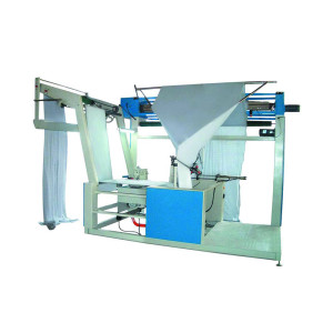 SUNTECH Fabric Double Folding Tube-Sewing Machine