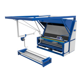 Suntech Tubular fabric Slitting and Inspection Machine
