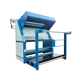 SUNTECH Plait to Plait fabric inspection machine