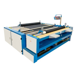 Suntech Europe Style  Fabric Releasing Machine with Air-blowing for textile finishing
