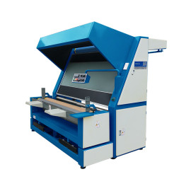 SUNTECH Accurate length counting Woven Fabric Inspection Machine Without operator's platform