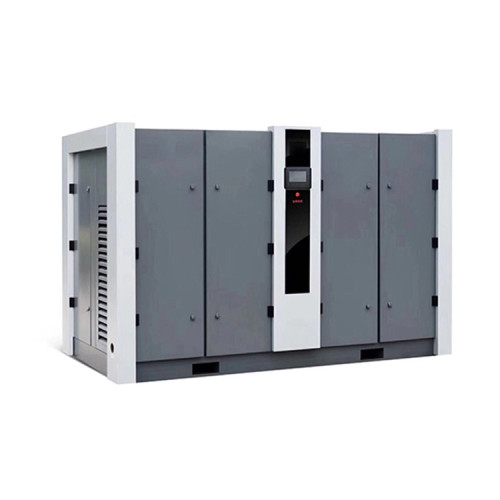 Chinese High Pressure Industrial Frequency Rotary Screw Air Compressor