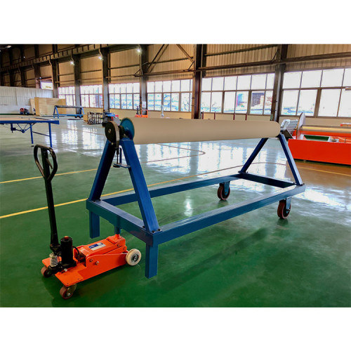 SUNTECH A-frame trolley Small size ,rohust and powerful,5000kgs carrying