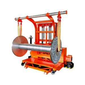 SUNTECH Motorized Warp Knitting High Lift Trolley