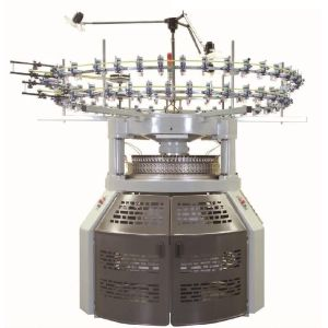 Suntech Double jersey Circular Knitting Machine