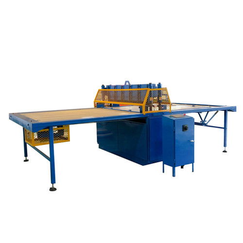 SUNTECH Automatic Fabric Sample Swatch  Glasses cloth Cutting Machine for textile mills