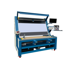 SUNTECH Garment Factory Textile Mills Woven Fabric Inspection Machine Price