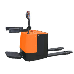 SUNTECH Warehouse equipment Sensitive Response Easy Operation Electric Pallet Truck