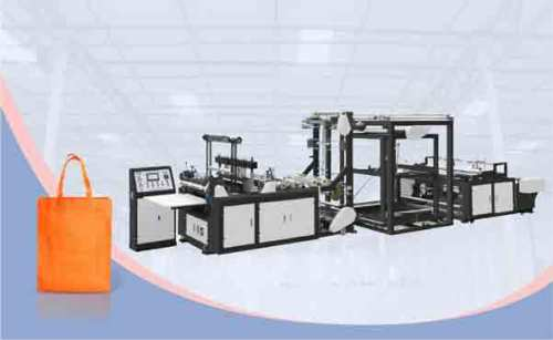 SUNTECH high quality nonwoven bag making machine for sale
