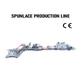 SUNTECH Automatic pp spunlace nonwoven fabric machine