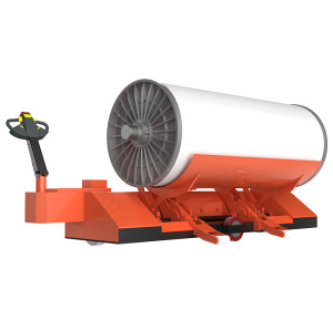 Suntech Cradle Type Electric Warp Beams Carrier