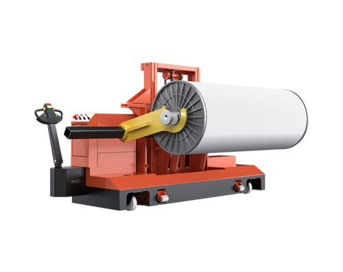 SUNTECH Motorized Upper Warp Beam High Lift Trolley