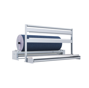 SUNTECH Weaving Loom Woven,Non-woven,knitted fabric Take Up Batch winder Motion