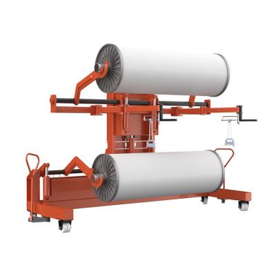 SUNTECH Hydraulic Warp Beam Trolley