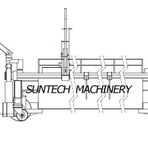 SUNTECH Motorized Big Batch Lift Trolley