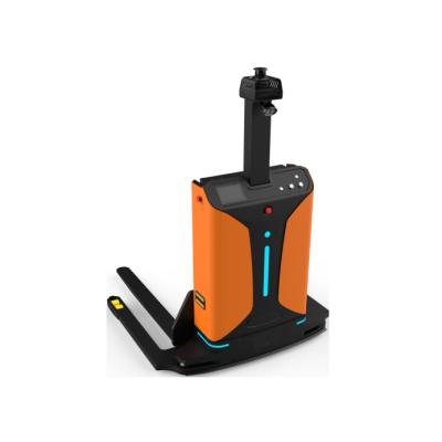 SUNTECH New Design LaserNavigationAGV Forklift Type