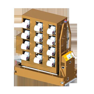 SUNTECH New Design LaserNavigationAGV Two Way Carrying Type