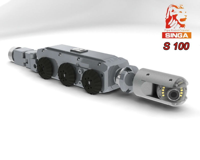 Manufacture sewer pipe crawlers