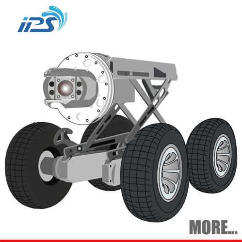 Sewer Drain Pipe Inspection Camera China Pipe Crawler