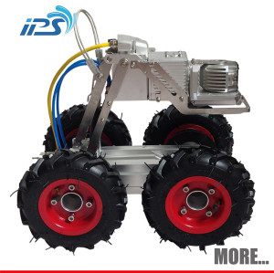 Robotic Crawler Pipe inspection System Robot Crawler Drainage Sewer Inspection Cameras